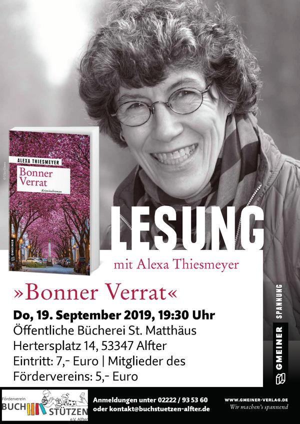 Plakat Thiesmeyer